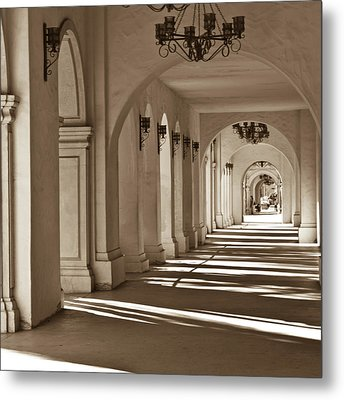 Arches I Metal Print by Ryan Weddle