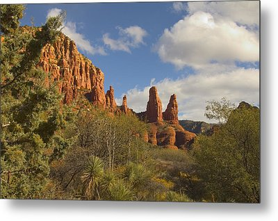 Arizona Outback 2 Metal Print by Mike McGlothlen
