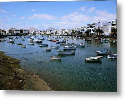 Arrecife - Lanzarote Metal Print