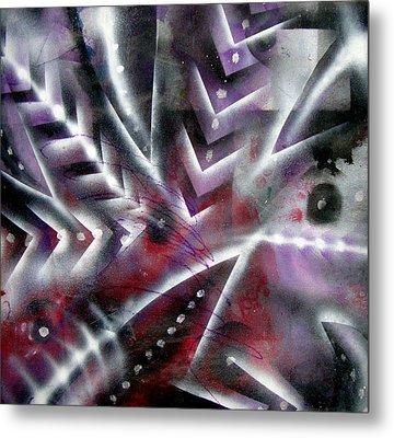 Artleigh Metal Print by Leigh Odom