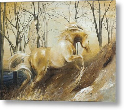 Ascension Metal Print by Dina Dargo