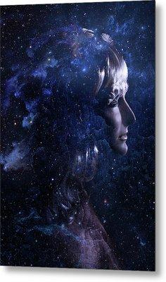 Astral Journey Metal Print