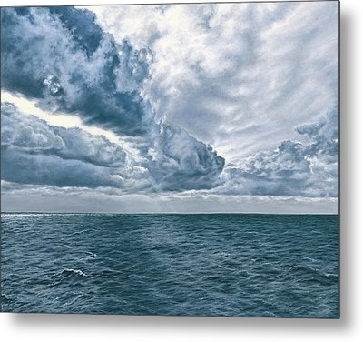Atlantic Metal Print by Darrel Kanyok