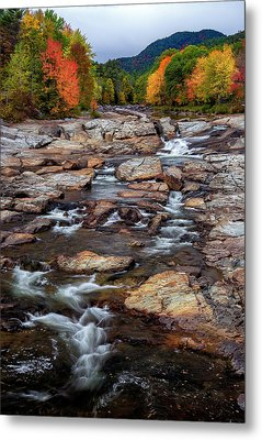 Metal Print featuring the photograph Ausable by Mark Papke