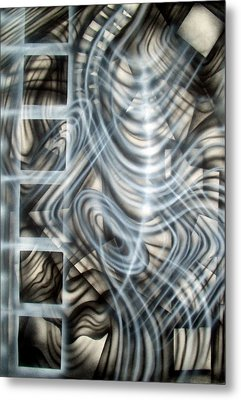 Backbone Metal Print by Leigh Odom