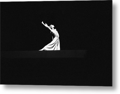 Metal Print featuring the photograph Ballet by Emanuel Tanjala