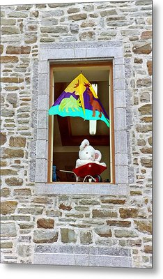 Metal Print featuring the photograph Bear Formally Known As Teddy by John Schneider