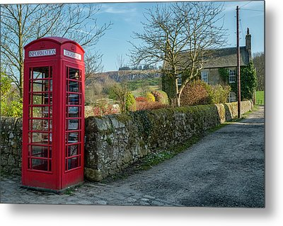 Metal Print featuring the photograph Beautiful Rural Scotland by Jeremy Lavender Photography