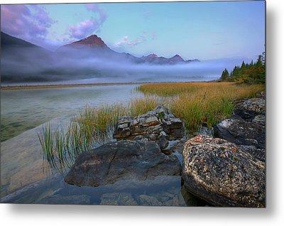 Metal Print featuring the photograph Beauty Creek Dawn by Dan Jurak