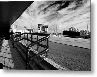 Before Spring Training 2 Metal Print