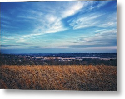 Metal Print featuring the photograph Before Sunset At Retzer Nature Center - Waukesha by Jennifer Rondinelli Reilly - Fine Art Photography