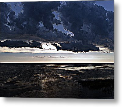 Before The Storm 1 Metal Print