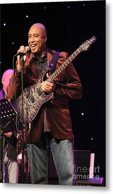 Bernie Williams Metal Print by Concert Photos