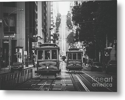 Best Of San Francisco Metal Print by JR Photography