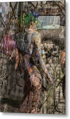 Between Worlds Metal Print by Leigh Odom
