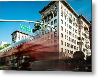 Beveryly Hills Two Metal Print by Josh Whalen