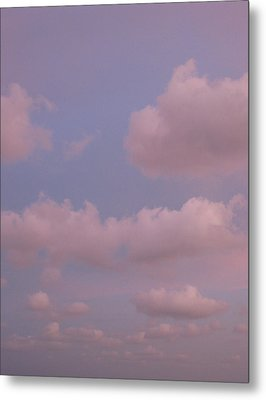 Beyond Vertical Metal Print