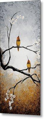 Birds Metal Print by Mike Irwin