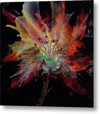 Blooming For You Metal Print