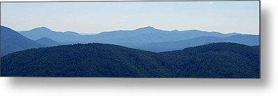 Blue Ridge Metal Print by Jean Haynes