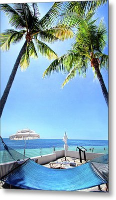 Metal Print featuring the photograph Blue Sky Breezes by Phil Koch