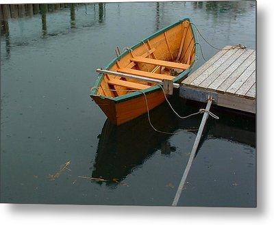 Boats In A Class Of Its Own Metal Print