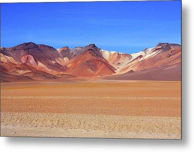 Bolivian Altiplano  Metal Print by Aidan Moran