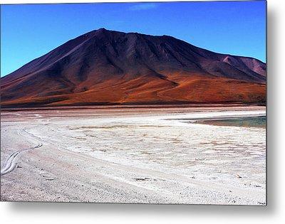 Bolivian Altiplano, South America Metal Print by Aidan Moran