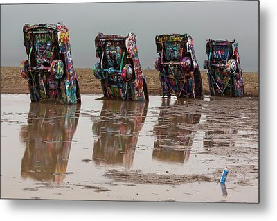 Bottoms Up Metal Print by Stephen Stookey