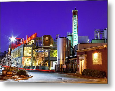 Boulevard Brewing Kansas City Metal Print