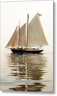 Bowditch Metal Print by Fred LeBlanc