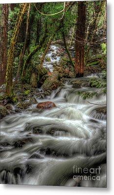 Bridalveil Creek 967 Metal Print