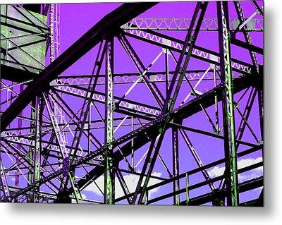 Bridge  Frame -  Ver. 7 Metal Print