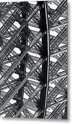 Bridge No. 7-1 Metal Print