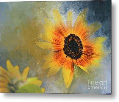 Brighter Than Sunshine Metal Print by Eva Lechner