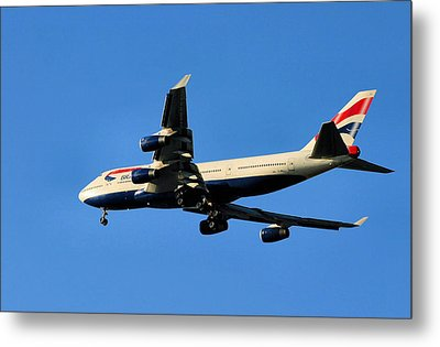 British Air Metal Print