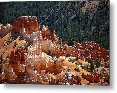 Bryce Canyon  Metal Print by Jane Rix