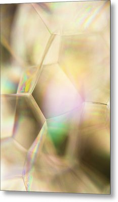 Bubble 054 Metal Print by Thom Gourley