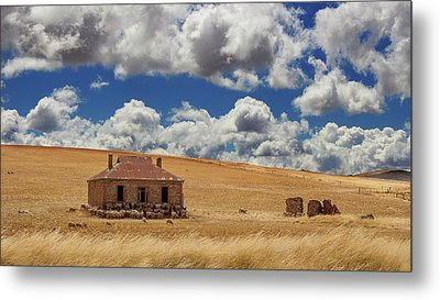 Metal Print featuring the photograph Burra by Tim Nichols