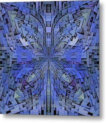 Can You Hear Me Now Metal Print by Tim Allen