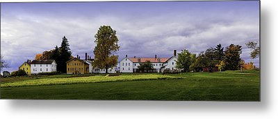 Canterbury Shaker Village Nh Metal Print by Betty Denise