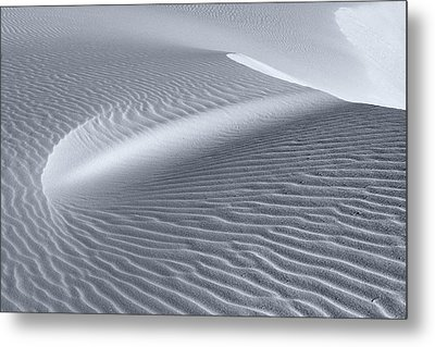 Canvas Of The Winds Metal Print by Sandra Bronstein