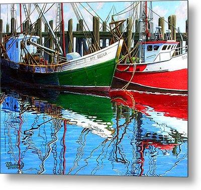 Cape Cod Paintings  Metal Print