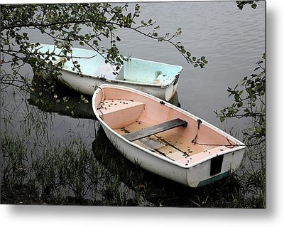 Cape Cod Pond Metal Print by Carol Kinkead
