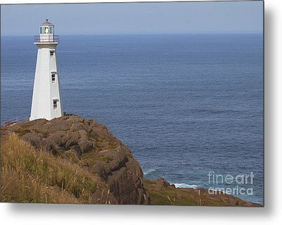 Metal Print featuring the photograph Cape Spear by Eunice Gibb