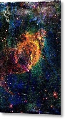 Carina Nebula Metal Print by Andrea Barbieri