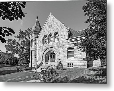 Carleton College Scoville Hall Metal Print by University Icons