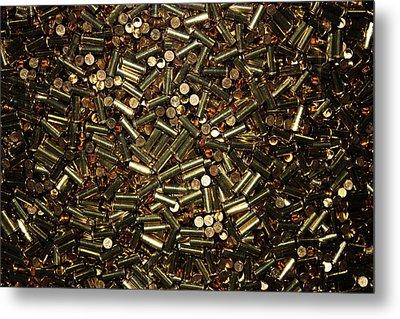 Cartridges Metal Print