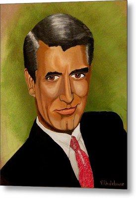 Cary Grant Metal Print