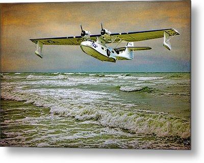 Catalina Flying Boat Metal Print
